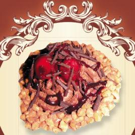 Tartaletki cherry mocno alkoholowe