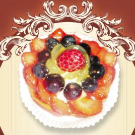 Tartaletki z owocami sezonowymi
