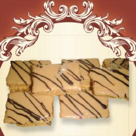 Kostka czekoladowo-kajmakowa dla dzieci