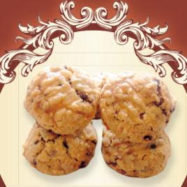 Ciasteczka maślane z kawałkami czekolady